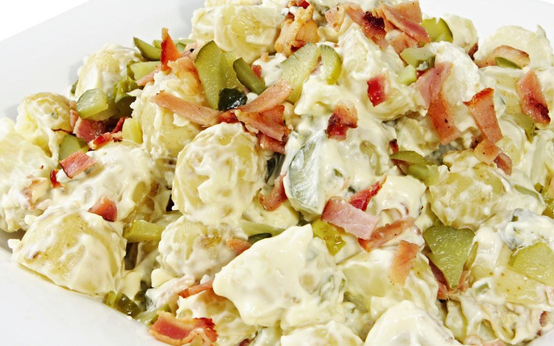 Twice Baked Potato Salad