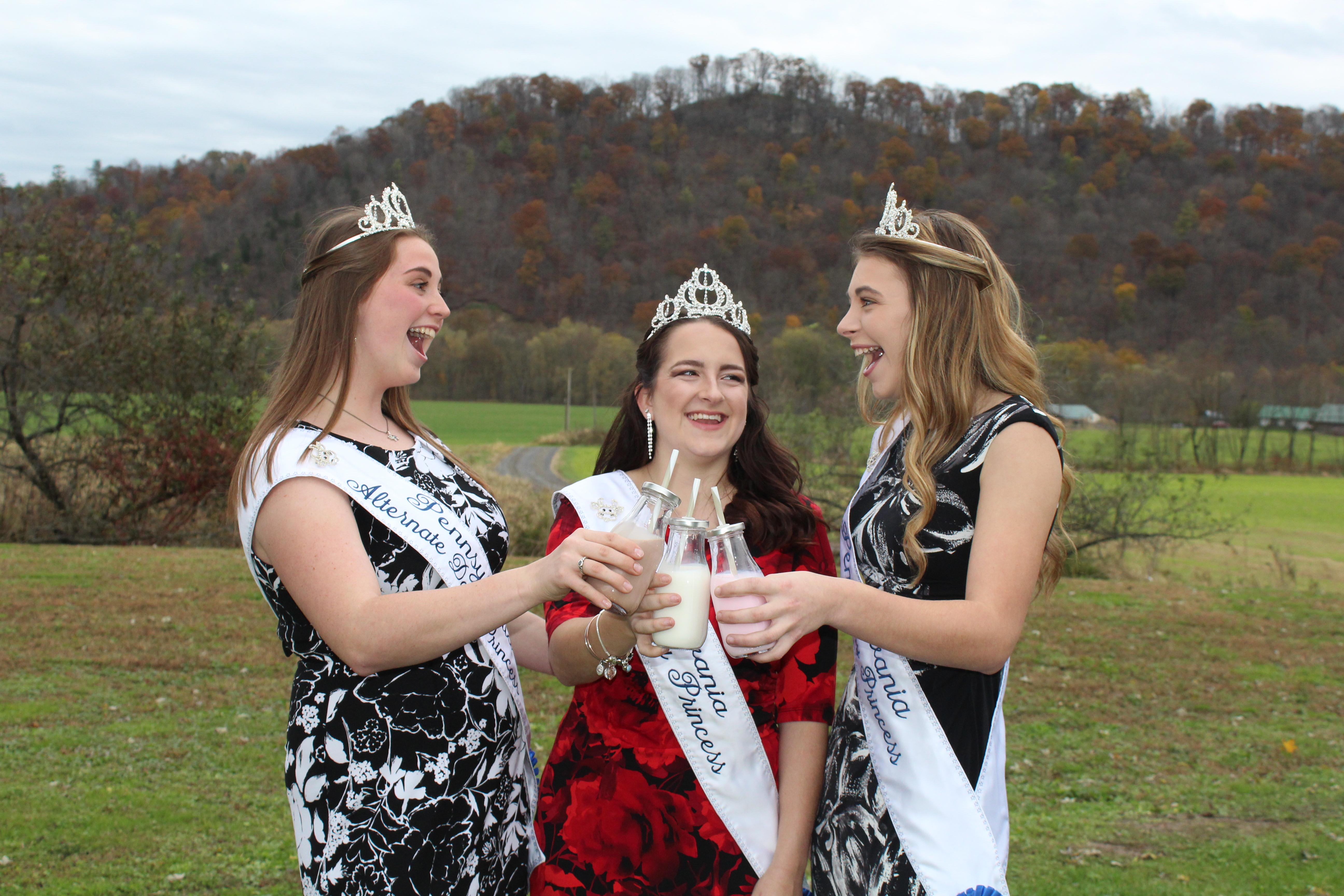 STATE ROYALTY | Pennsylvania Dairy Princess & Promotion