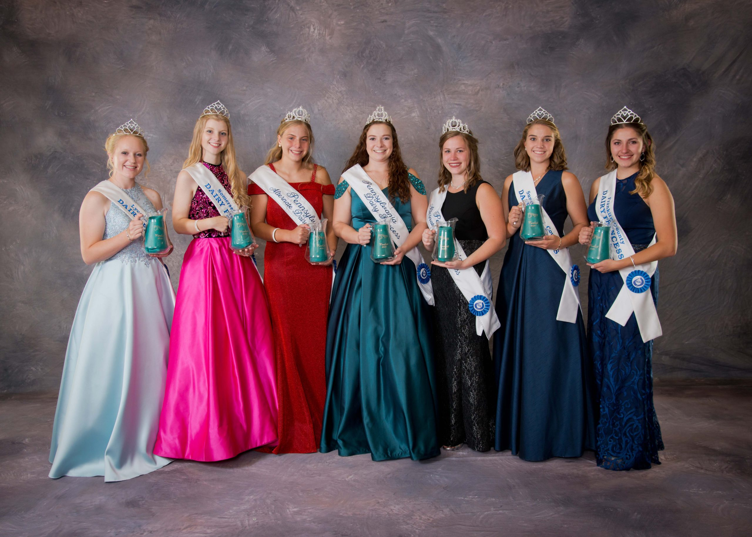 Meet the newly crowned 15 states winners for Miss America